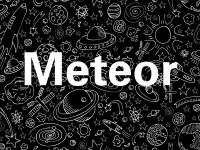 universe_meteor
