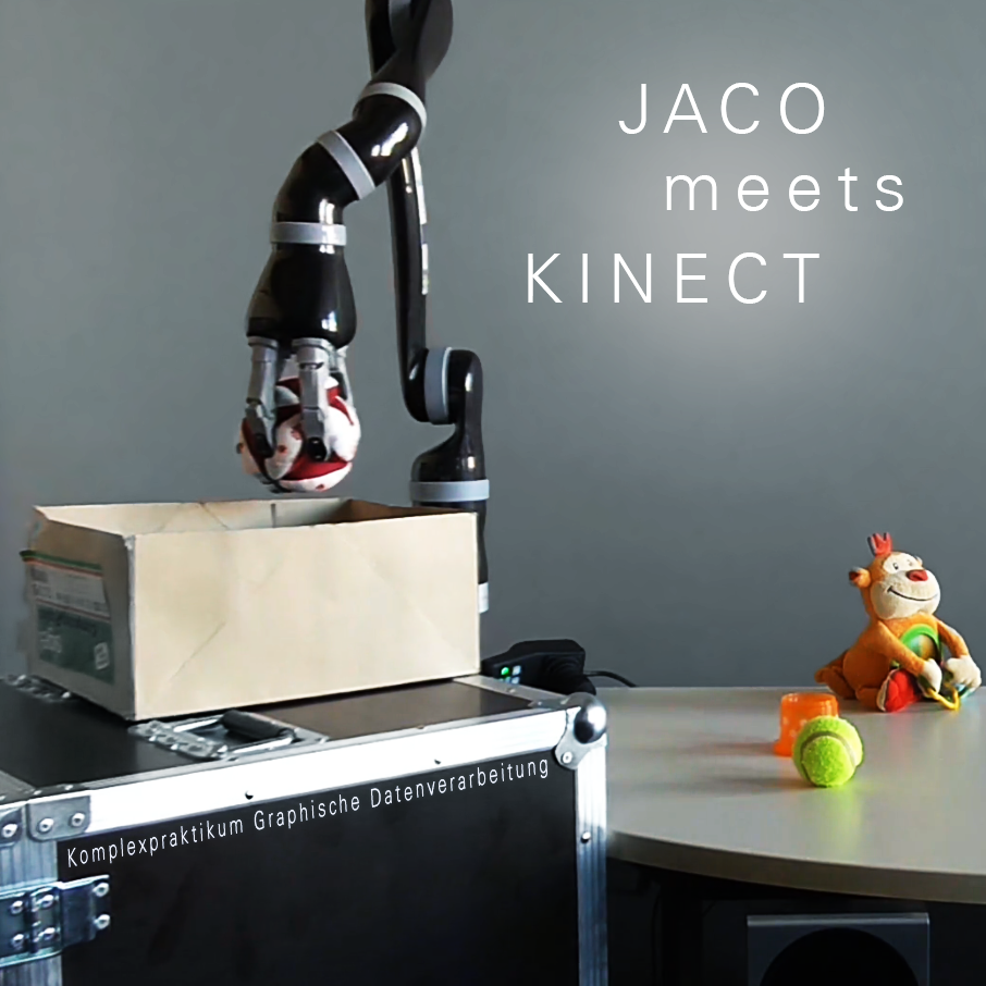 jaco-meets-kinect